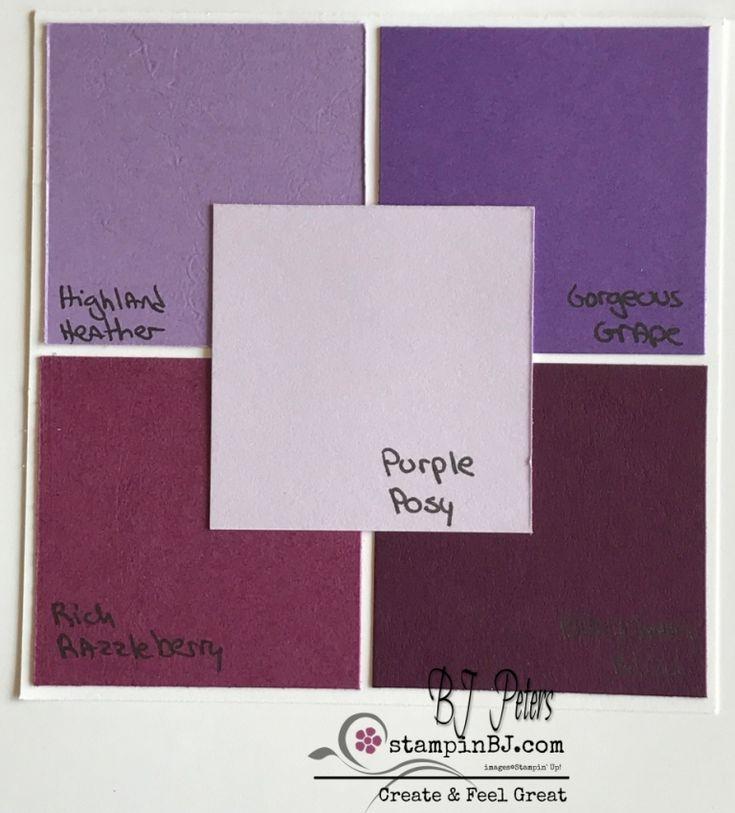In colors 20192021 purple color combinations color