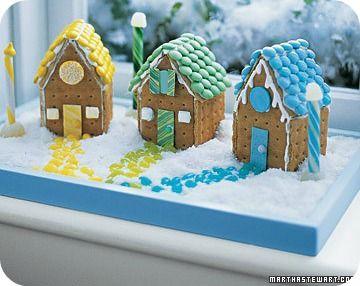 Side houses! :)