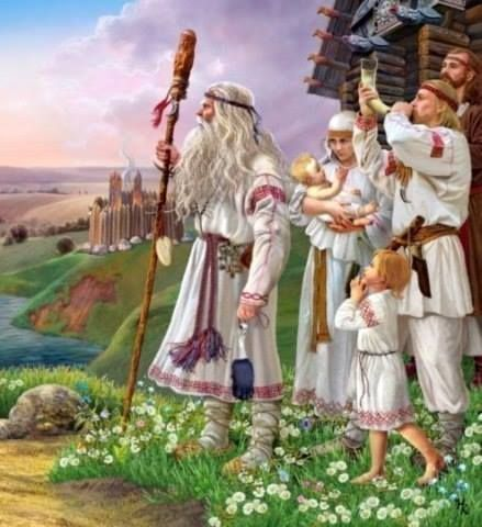 .Ancient Slavs - Natalia Klimova