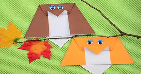When you think about fall (and Halloween) there's one animal that instantly pops to mind! Owl! So let's make a super simple origami owl for kids! We've been enjoying the easy origami for kids as they are loads of fun both for kids and beginners. *this post contains affiliate links* Easy Origami Owl for Kids …