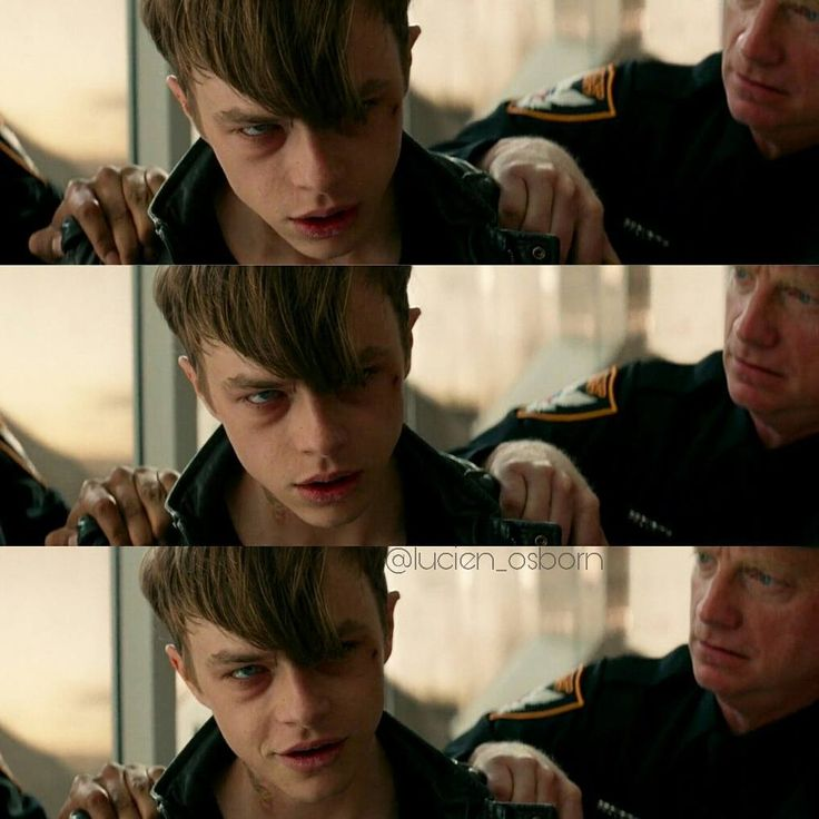 Dane DeHaan as Harry Osborne