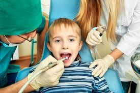 Kids get free #dental checkups - #healthcare #happytuesday