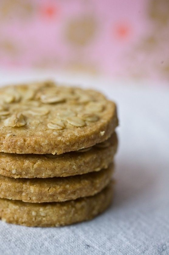 Oatmeal shortbread. | Candy and Cookies | Pinterest