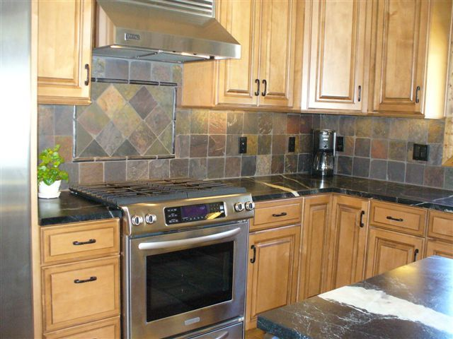 Custom Soapstone Countertops Installed In Clear Lake