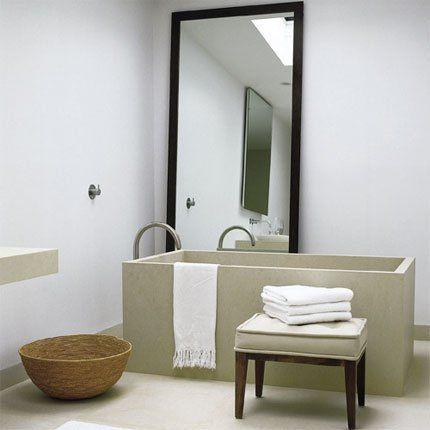 Favourite Bathroom, Cleaning Line, Mary Claire, De Bain, Japanese Style, Ton Claire, Stones Bath, Bright House, Room