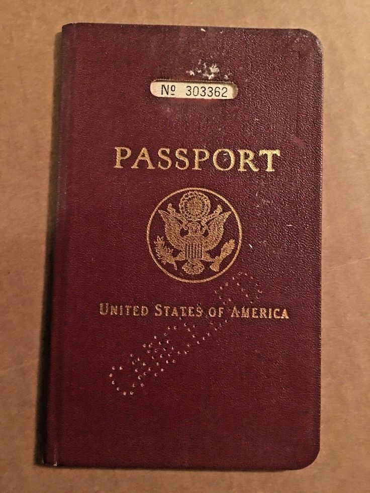Vintage Expired U.S. Passport 1930     | Collectibles, Paper, Documents | eBay!