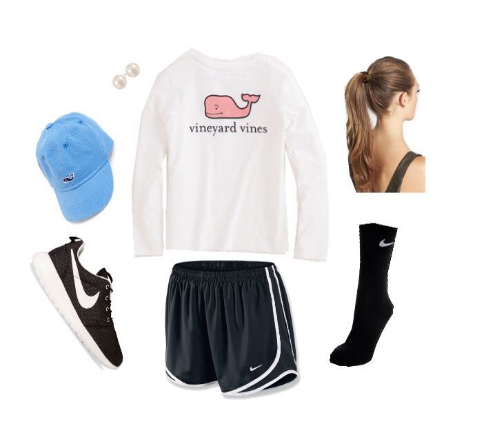 summer camp outfit; vineyard vines; preppy; sporty; fashion