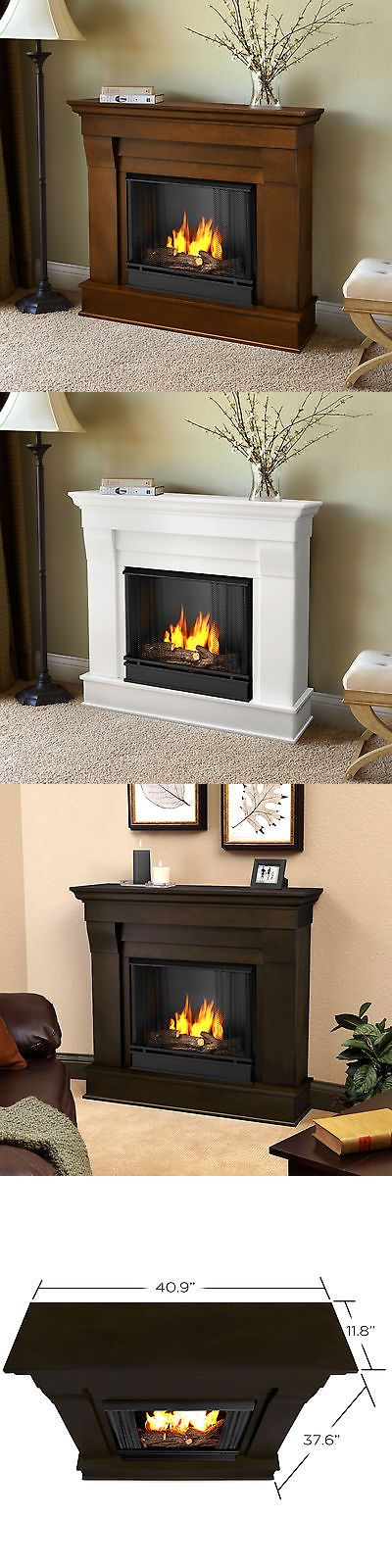 Fireplaces 175756: Real Flame Chateau Portable Gel Fireplace Heater 3 Colors Realflame -> BUY IT NOW ONLY: $417 on eBay!