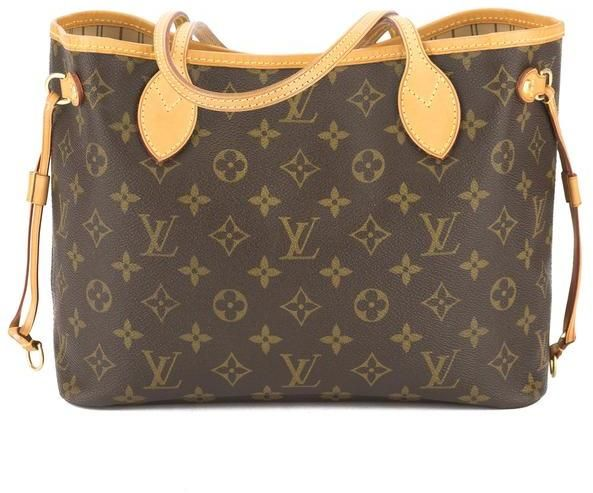 Louis Vuitton Monogram Neverfull PM Bag