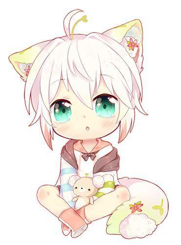 Resultado de imagen para manga boy chibi