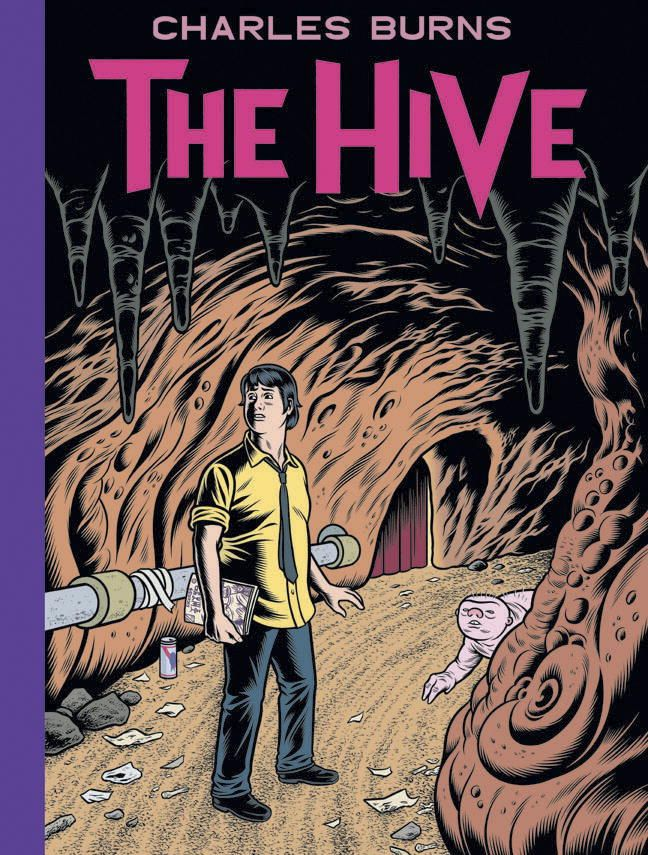 The Hive Paste Mag's Best Comics and Graphic Novels of 2012