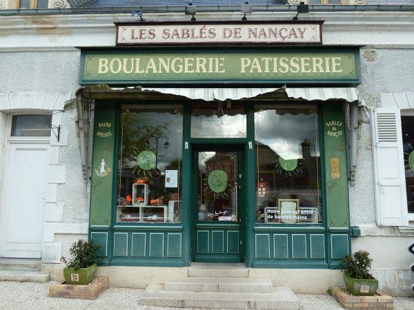 Boutique des sablés de Nançay