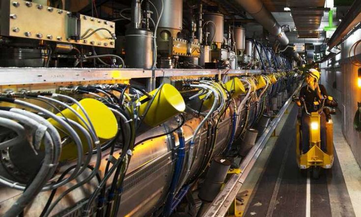 Physicists accelerate plans for a new Large Hadron Collider three times as big