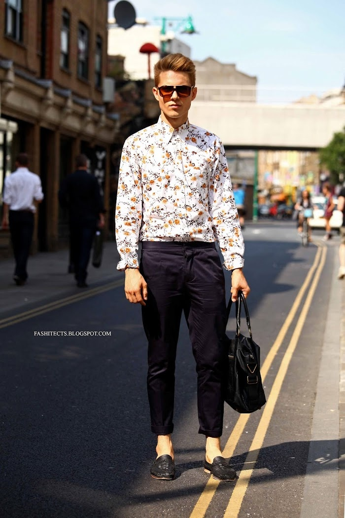 Fashitects: London Street Fashion