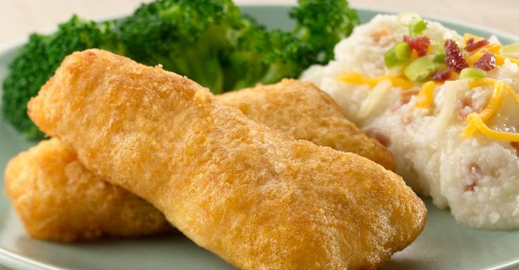 Gorton's Fish Fillets by https://airfryer.cooking