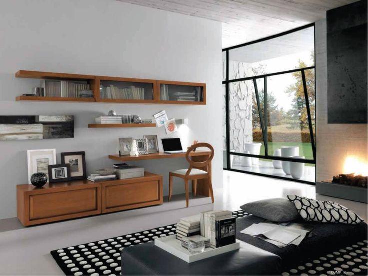 Vintage living room by Arros Group
