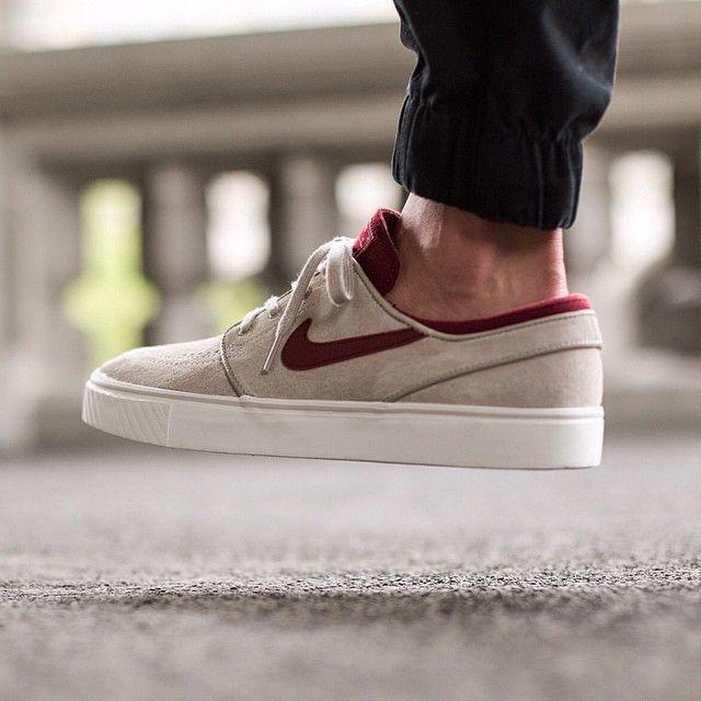 Stefan Janoski #ivory #sneakers