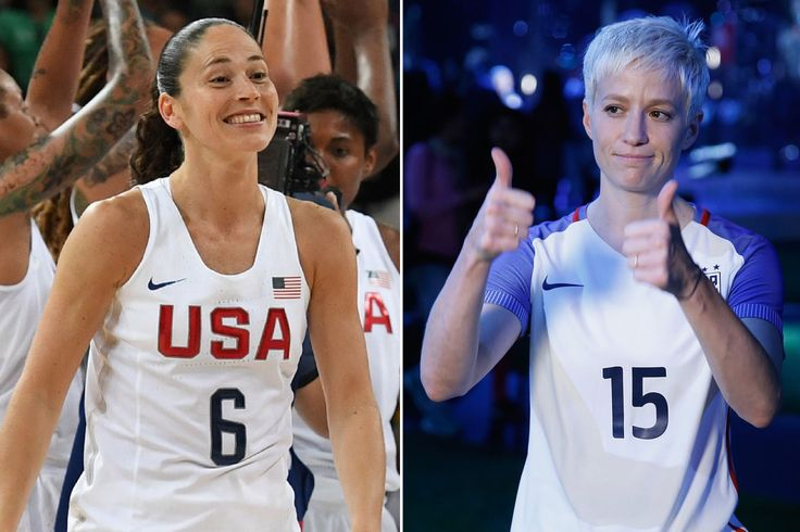 Olympic love: Sue Bird opens up on relationship with soccer star
