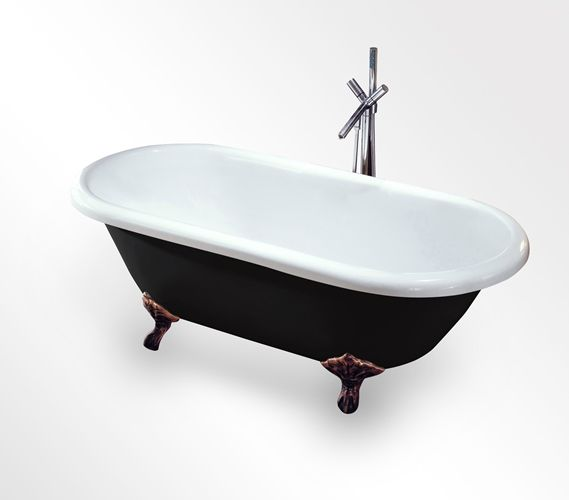 Oxford Clawfoot Bath Also Available In Red And White Options Trade Depot