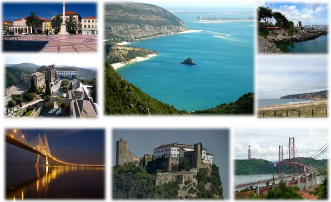 Tour 6    Lisbon – Arrábida – Setúbal – Palmela  – Lisbon   (4 or 8 Hours) - have fun with us!