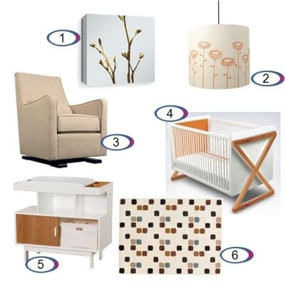 Room And Board Baby Changing Table