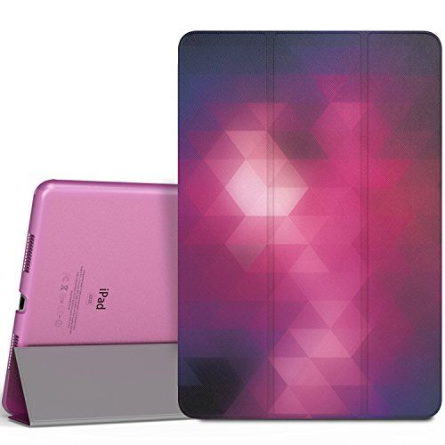 Compatibility: Custom designed for your precious Apple iPad Pro 9.7 Inch 2016 Release Tablet this MoKo case features a combination of functionality and style. Well built to protect your Apple iPad Pr...