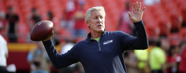 Three Things We Learned From Coach Pete Carroll Ahead of the Seahawks' Preseason Game at San Diego Chargers   Seattle Seahawks