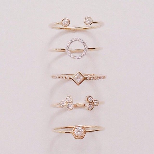 "84 Likes, 3 Comments - Oh Darling (@ohdarlingbridal) on Instagram: ""Dreamy Sunday Jewels by @valejewelry"""
