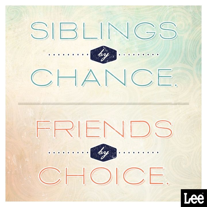 Sibling Quotes: 17 Best Ideas About National Sibling Day On Pinterest