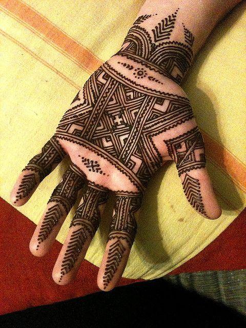 Austin hand 1 by Nomad Heart Henna, via Flickr
