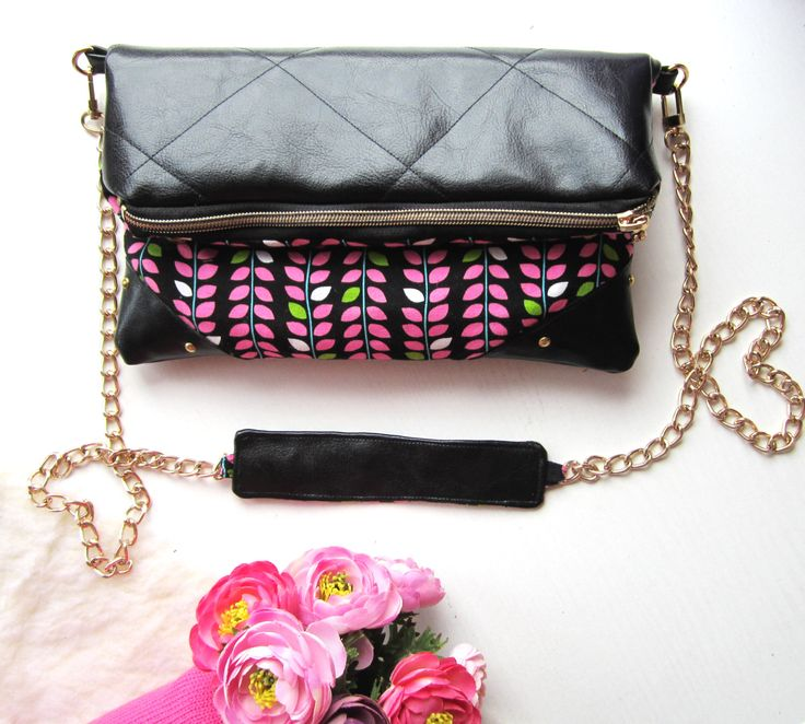 Excited to share the latest addition to my #etsy shop: Black cluth Abstract flowers Leather clutch bag Zipper clutch Handmade clutch Clutch wallet Women clutch Clutch purse Black clutch purse http://etsy.me/2FpYyo2
