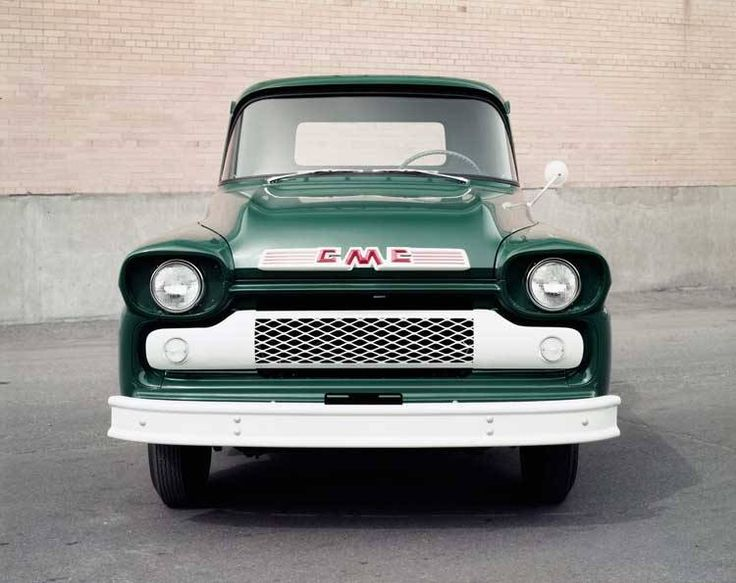 1958 GMC Pickup Truck // via About.com