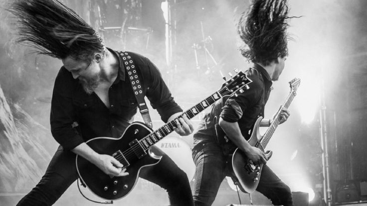 Passion, Hair Up, Satyricon, Satyr, Frost, Heavy Metal, Concert, Hard Rock, Guitarists, Guitars, Satyricon Music Band, Guitar Concert