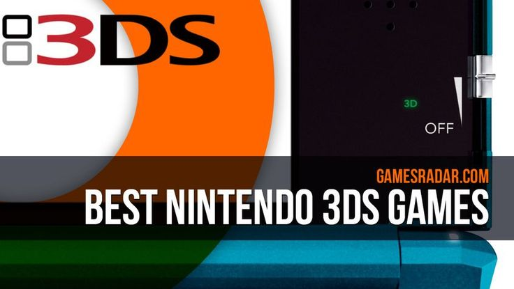 The 25 best 3DS games | GamesRadar
