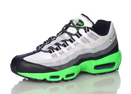 9a6762a38787 ... Nike Air Max 95 Poison Green Available Now . ...