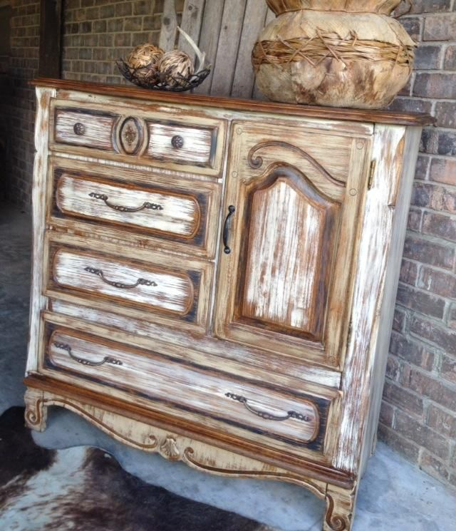 1000 Ideas About Distressed Furniture On Pinterest Furniture Bedroom Furniture And How To