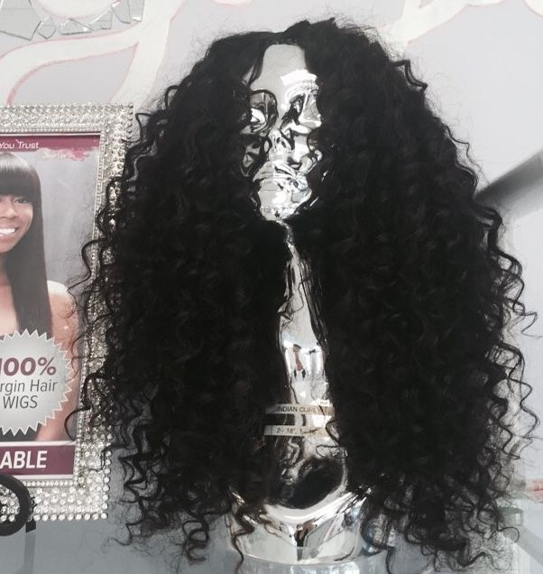 """I like this Virgin Hair Extension from """"HiSiLi Queen Hair Store""""!!! I highly recommend this sotre http://www.aliexpress.com/store/116876 Contact: bensonml@163.com including : Body Wave/Deep/ Afro Kinky Curly/ Straight XOXO"""