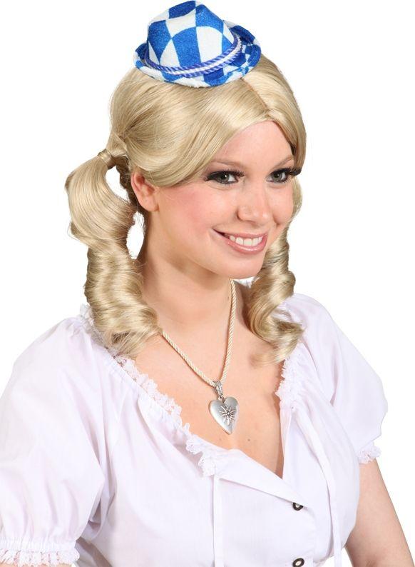 Mini sombrero blanco y azul : Vegaoo, compra de Sombreros. Disponible en www.vegaoo.es