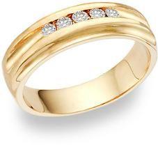 Argolla Oro Amarillo 56