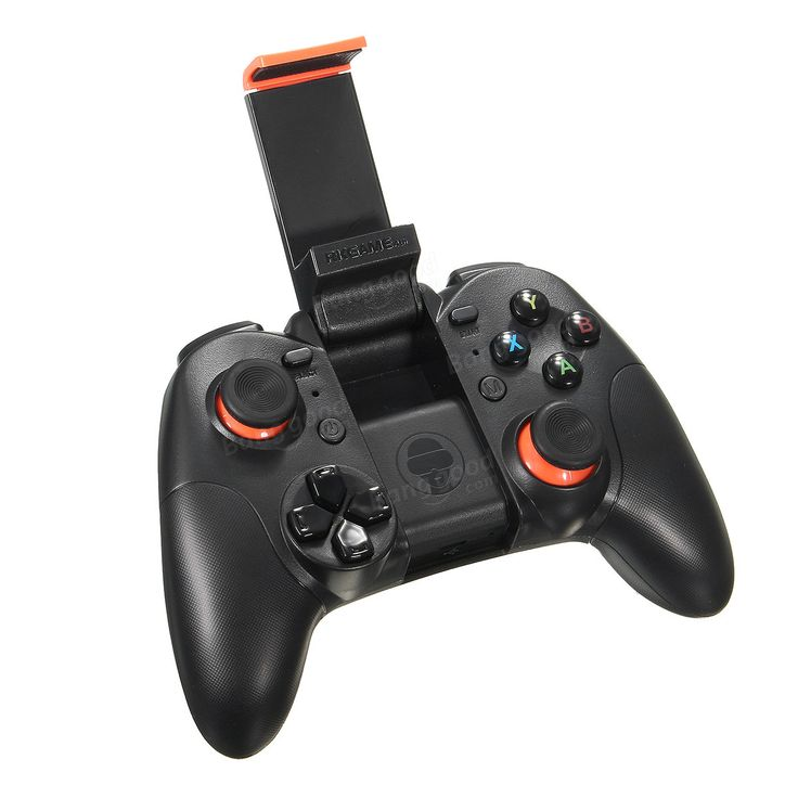 Bluetooth 4.0 Wireless Game Controller Gamepad Joystick for Android iOS PC Sale - Banggood.com