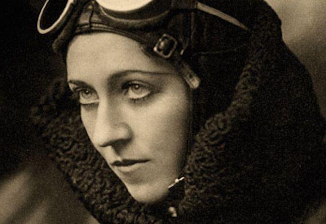 Amy Johnson - 1930s