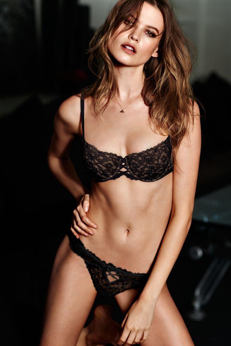 No rest for the #Fearless. | Victoria's Secret Balconet Bra