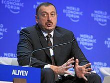 Ilham Aliyev - World Economic Forum Annual Meeting Davos 2009.jpg