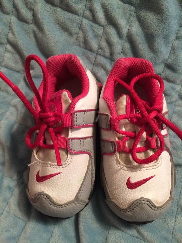 used infant   toddler girls nike shox shoes size 5  fashion  clothing  shoes   accessories  babytoddlerclothing  babyshoes (ebay link) f8812c536