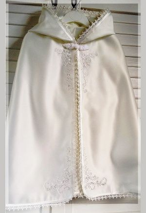 Modern Christening Gowns for Girls | Christening baptism capes and gowns for boys and girls.