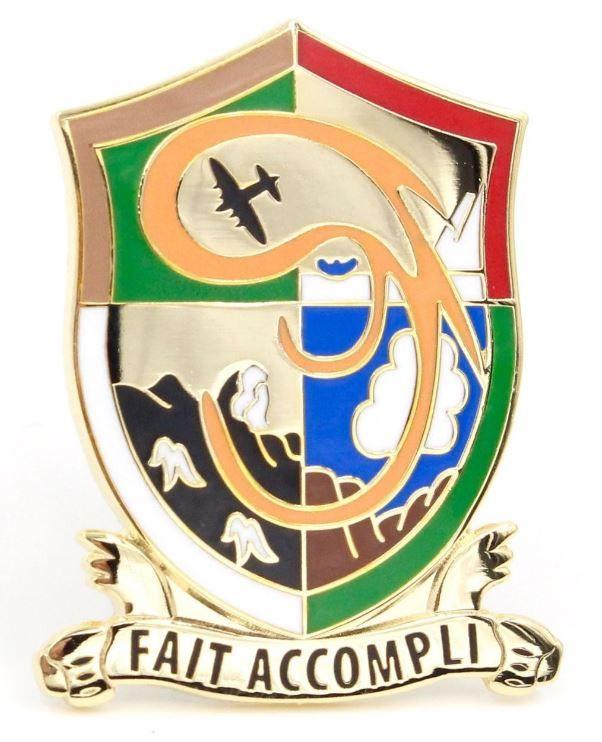 457th Bomb Group Lapel / Hat Pin