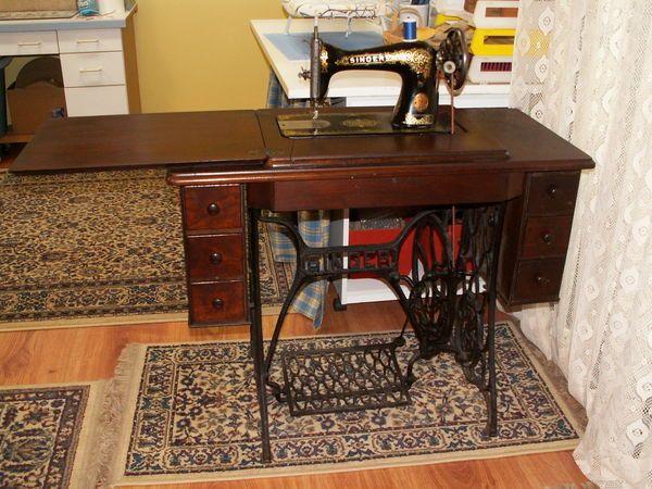 new home treadle sewing machine manual