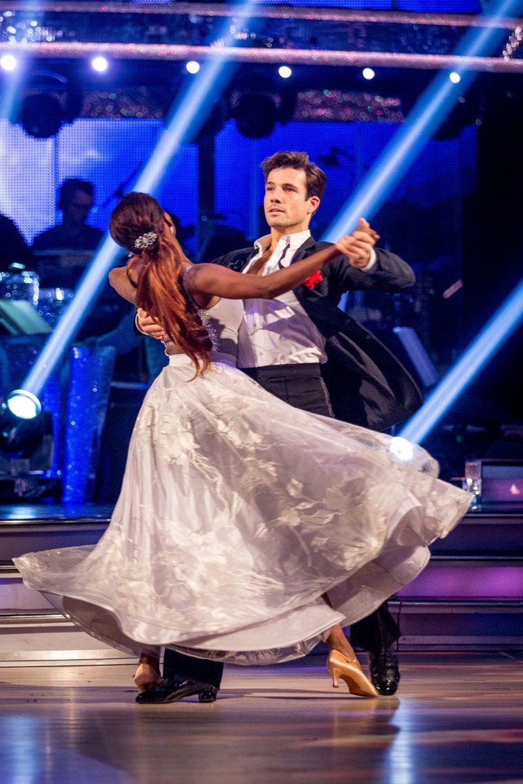 Janette manrara wedding dress   best s t r i c t l y images on Pinterest  Strictly come dancing