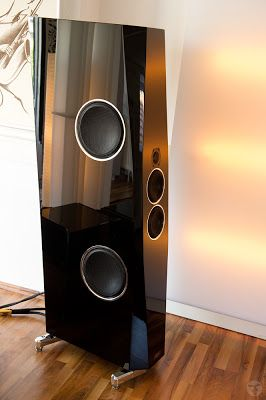 """Tidal - Agoria , Audiophile High End Loudspeakers"" !...  http://about.me/Samissomar"