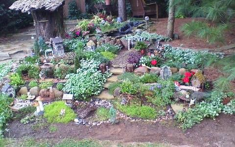 The Great Annual Miniature Garden Contest